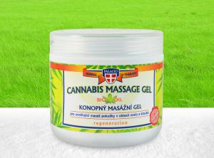Palacio – Cannabis Kräutergel mit 5% BIO Hanföl 600ml | 600 ml