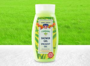 Palacio – Cannabis-Duschgel mit BIO Hanföl  250ml | 250 ml