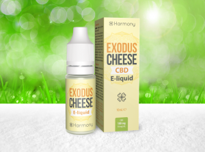 Harmony – Exodus Cheese  <br> CBD E-Liquid