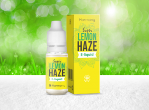 Harmony – Super Lemon Haze  <br> CBD E-Liquid