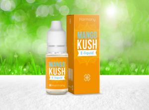 Harmony – Mango Kush  <br>  CBD E-Liquid