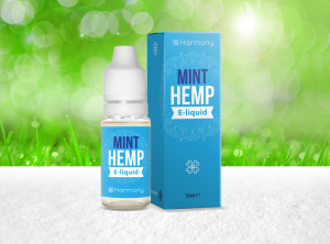 Harmony – Mint  <br>  CBD E-Liquid