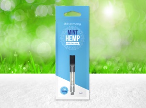 Harmony – Harmony CBD Pen – Mint Cartridge | 1 ml, Kartusche, 100 mg CBD