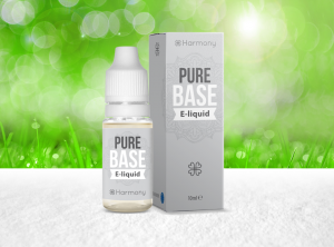 Harmony – Pure Base  <br>CBD E-Liquid