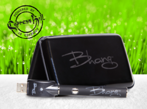 bhang – Bhang 510 Thread Battery with Charger in Clamshell Case black | 1 Stück <br>Batterie