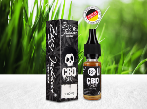 Innosteam –  Ziggi Jackson Shot 1000 mg | 10 ml  CBD E-Liquid, 1000 mg CBD