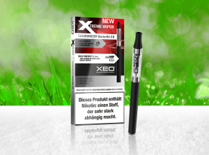 XEO – Clearomizer Starter Kit 2.0  <br> Batterie