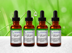 Candropharm – CBD Öle Variationen | 10 ml <br> CBD Öl