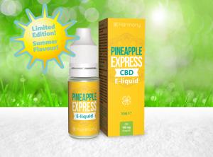Harmony – Pineapple Express  <br> CBD E-Liquid