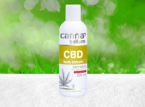 Palacio – Cannabellum CBD Body Balsam 200ml | 200 ml  CBD Creme