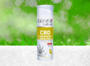 Palacio – Cannabellum CBD Canneczema natürliche Creme 30ml | 50 ml <br> CBD Creme
