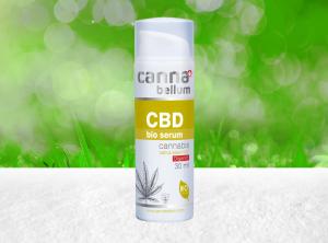 Palacio – Cannabellum CBD Bio Serum 30ml | 50 ml <br> CBD Creme