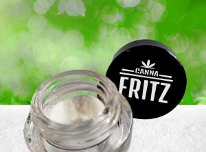 CannaFritz – 99% CBD | 1 g <br> CBD Crystals, 1000 mg CBD