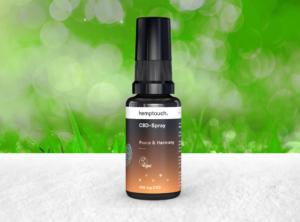 Hemptouch – CBD Spray Peace & Harmony | 20 ml <br>CBD Öl, 300 mg CBD