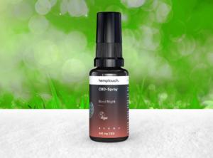 Hemptouch – CBD Spray Good Night | 20 ml <br> CBD Öl, 600 mg CBD