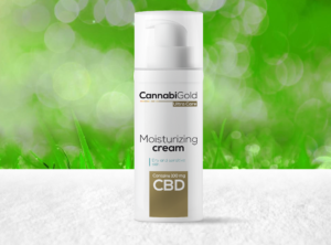 CannabiGold – Ultra Care Moisturizing Cream | 50 ml <br>CBD Creme, 100 mg CBD