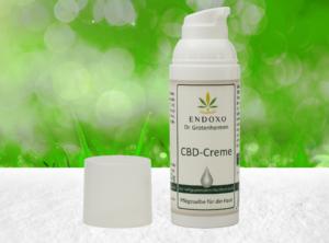 Endoxo – CBD-Creme | 50 g <br>CBD Creme